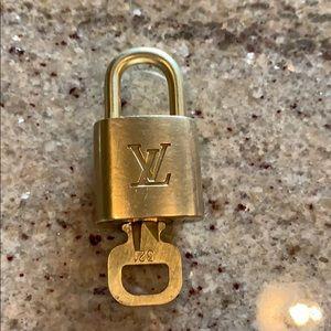 Louis Vuitton Padlock 🔐 With Key #321